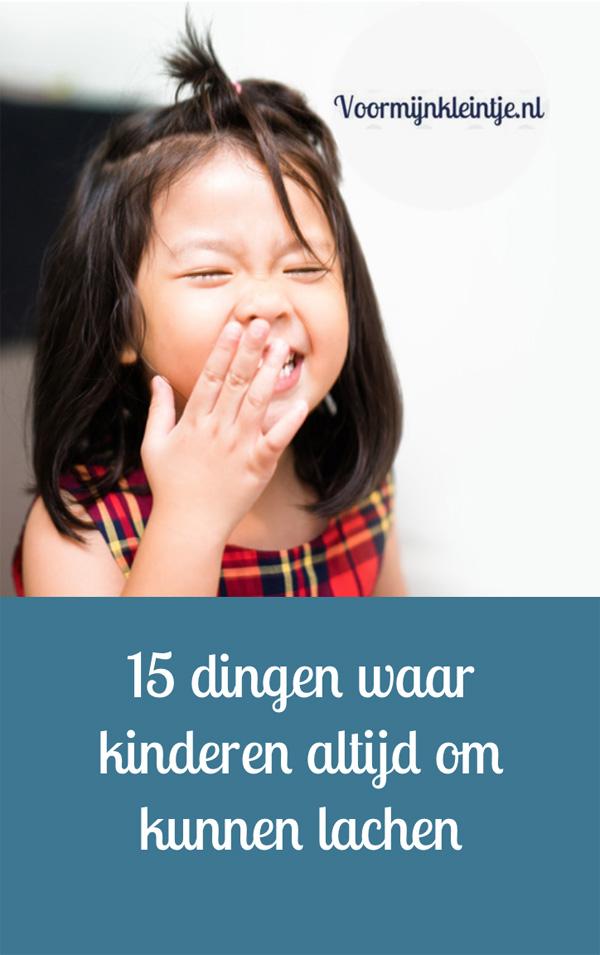 kind lachen reden