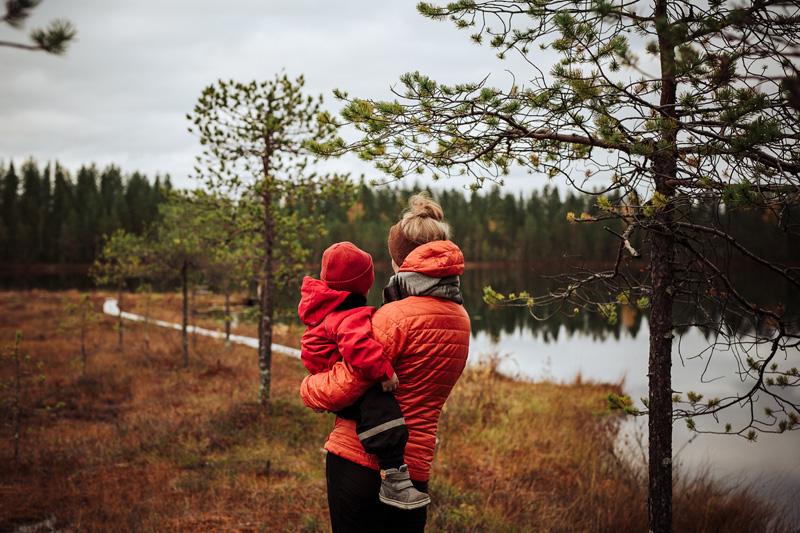 ruska-vuokatti-kinderen-hiken