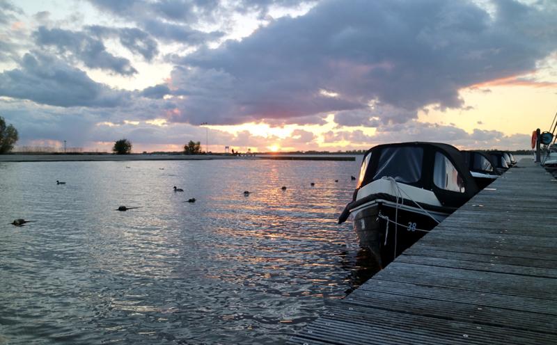 boot huren veluwemeer