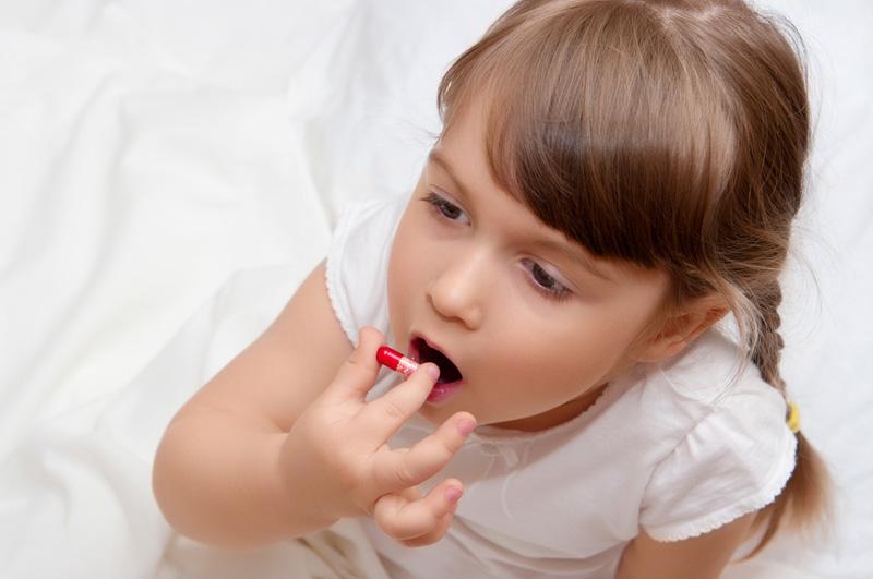kind medicijnen geven
