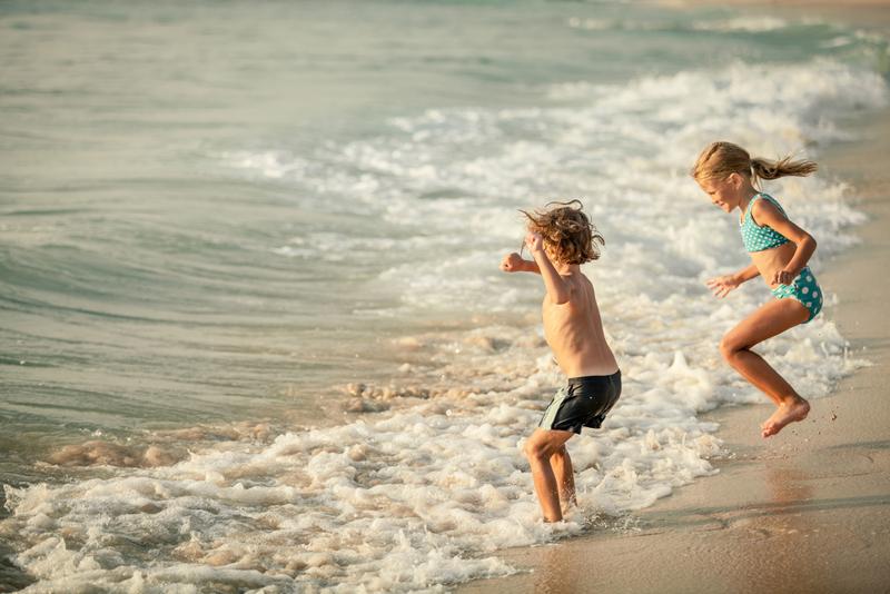strand spelletjes