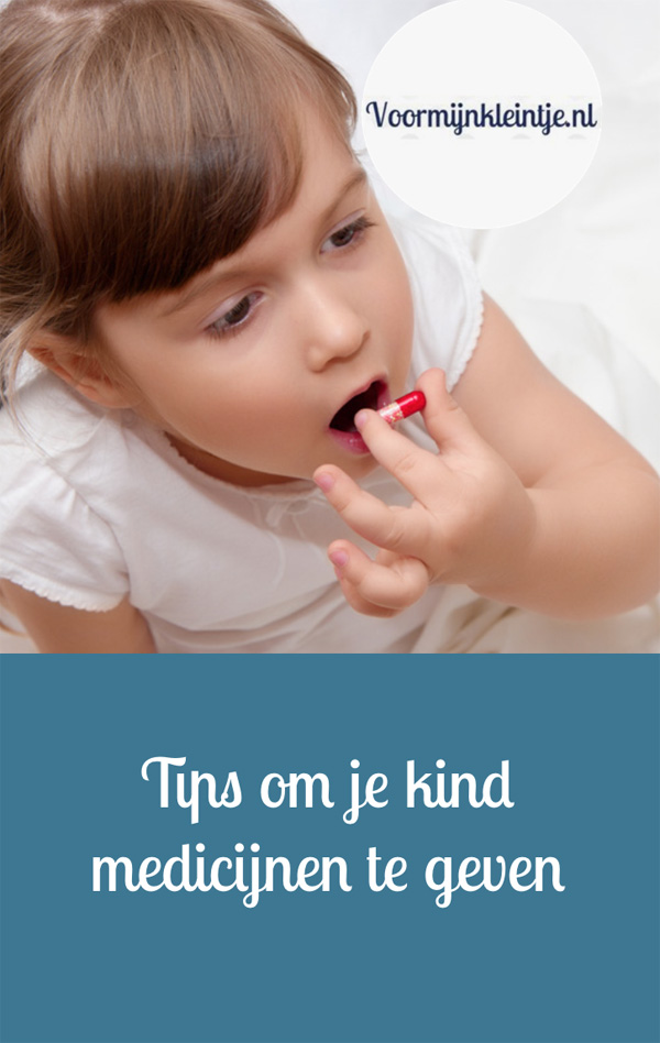 tips kind medicijnen