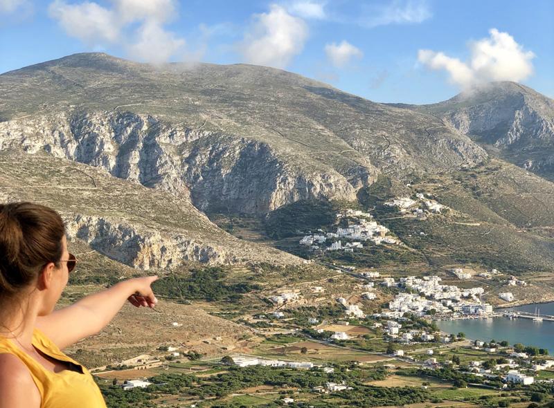 grieks eiland amorgos