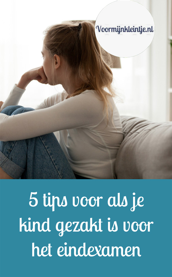 kind gezakt tips