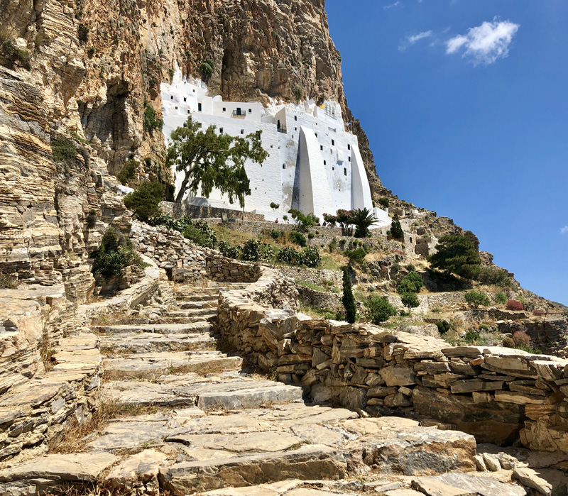 klooster Amorgos