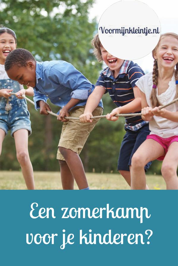 zomerkamp kinderen