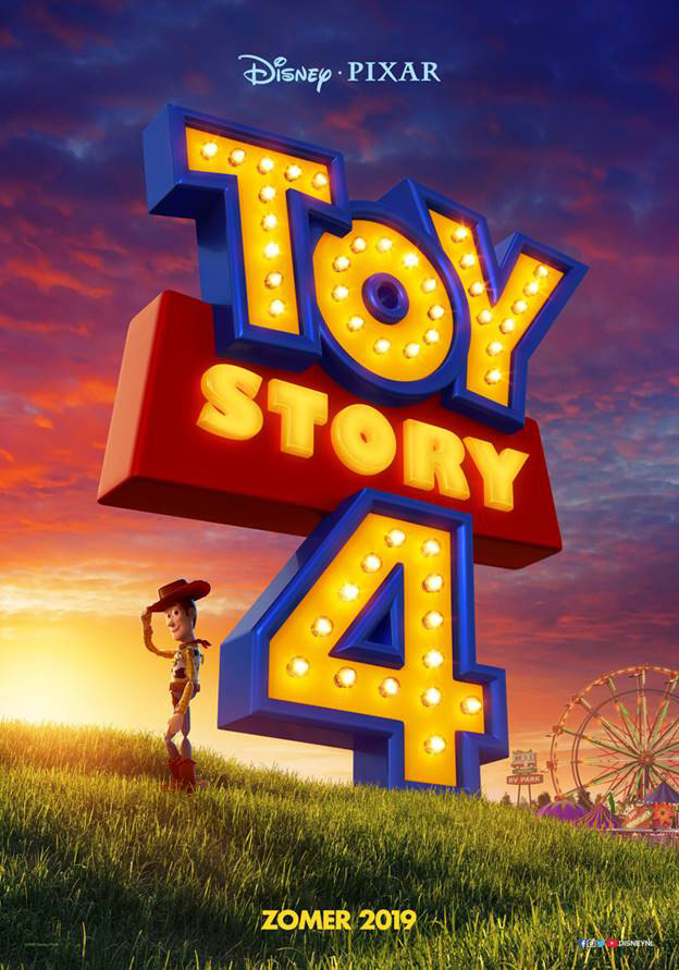 filmposter toy story 4
