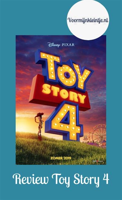 recensie toy story 4