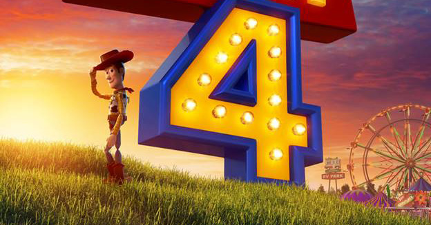 review toy story 4