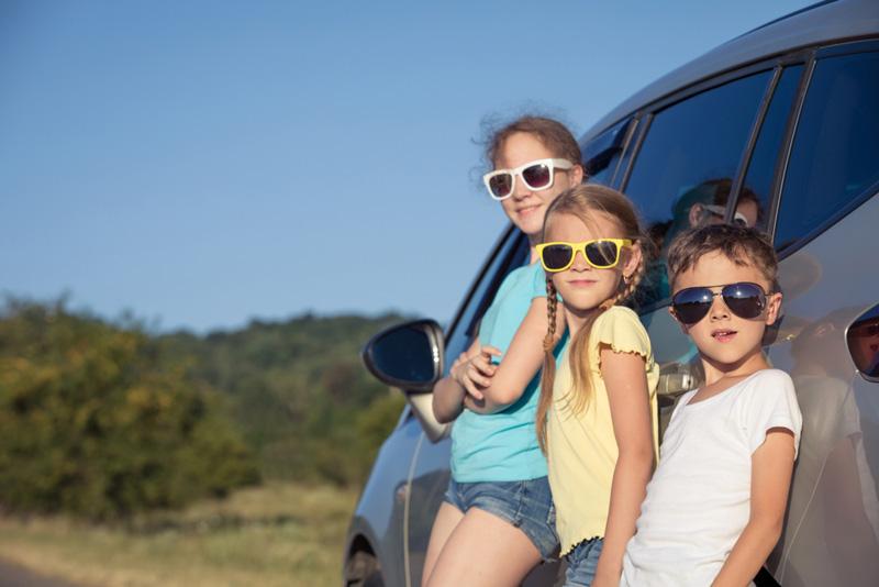 vakantie kinderen