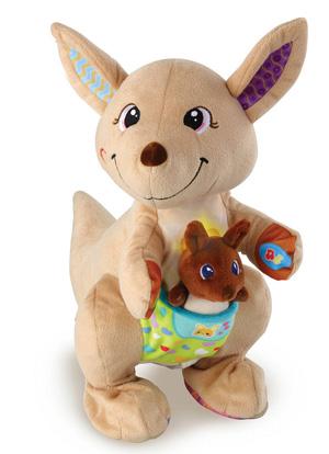 baby kangaroo vtech