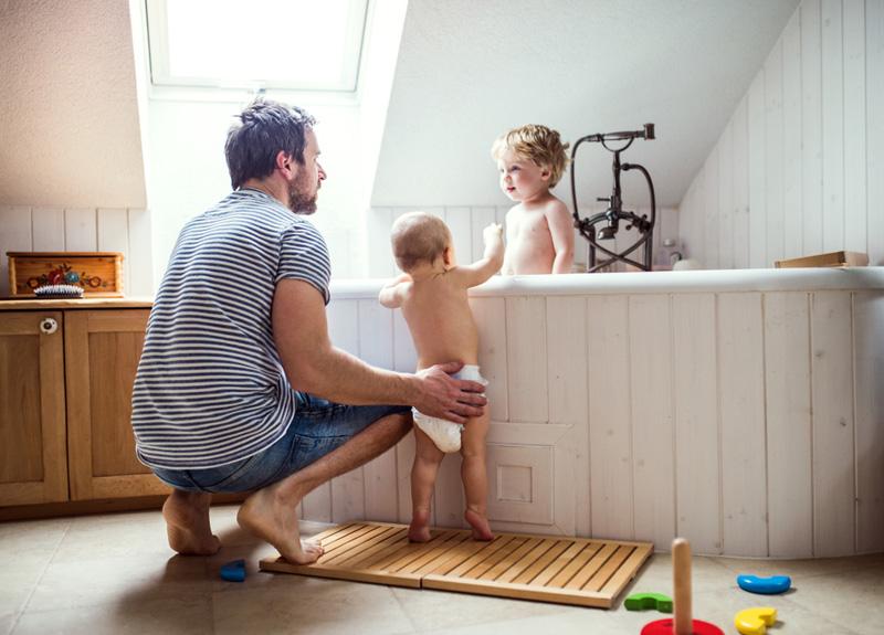 badkamer gezin