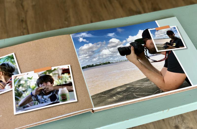 fotoboek suriname