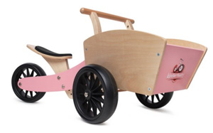 loofiets baby bakfiets