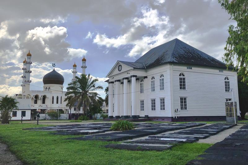 moskee synagoge keizerstraat