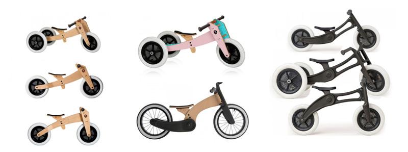 wishbone bike loopfiets