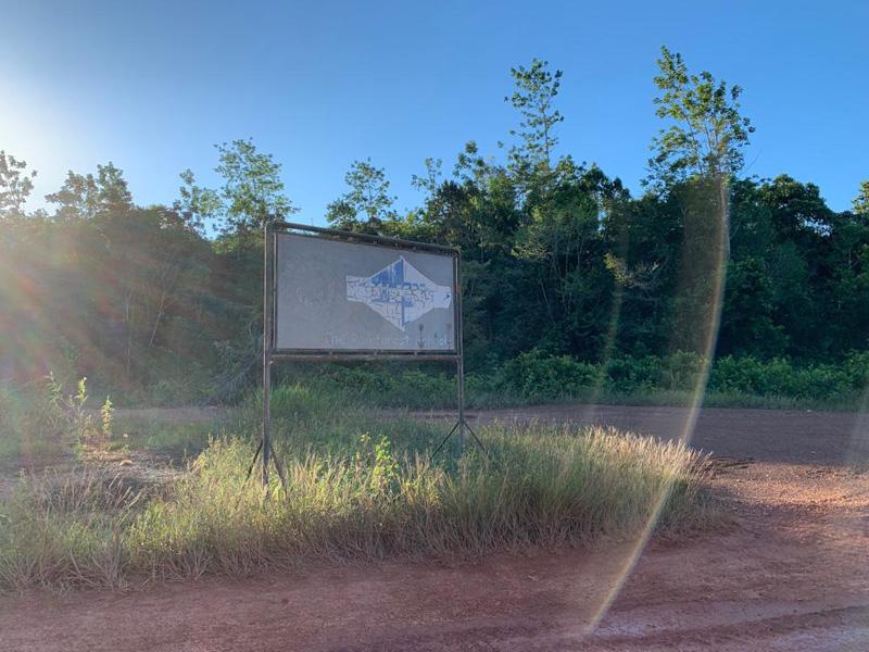 afslag brownsberg