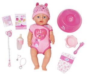 baby born pop cadeau peuter