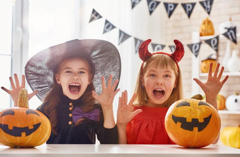 halloween feestje geven