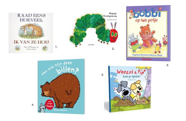 voorleesboekjes baby cadeau