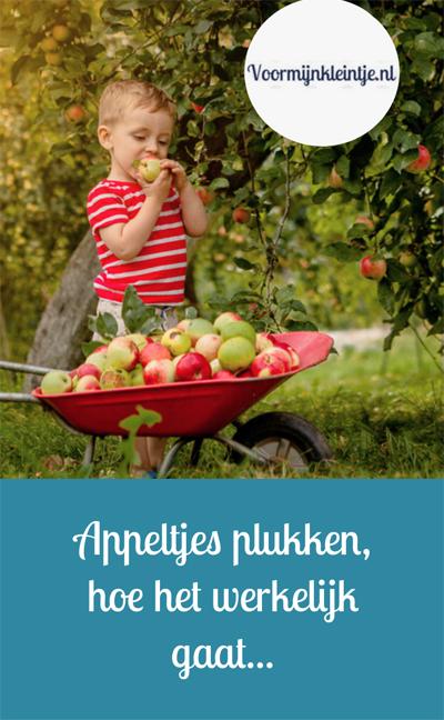 appeltjes plukken