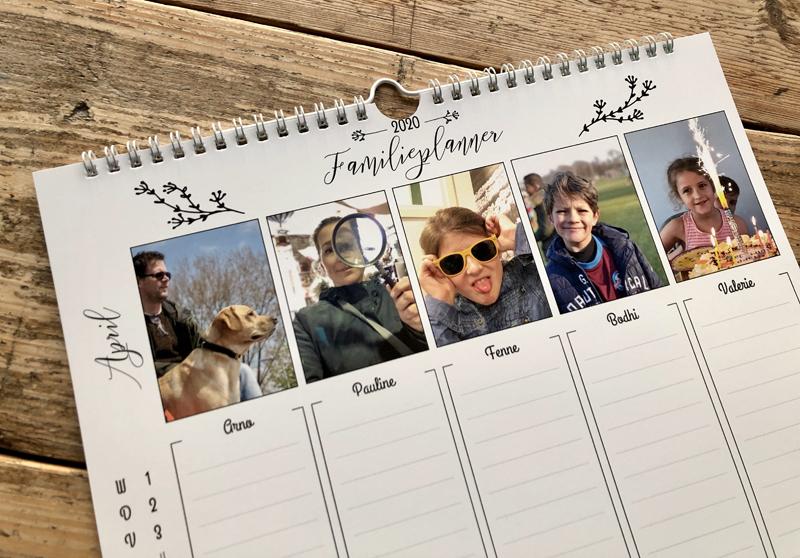 familieplanner 2020