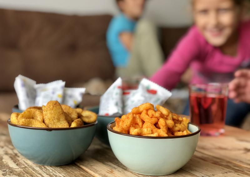 gezonde snack kinderen