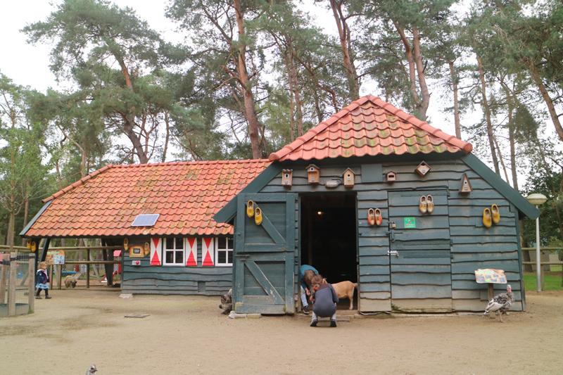 kinderboerderij landal vennenbos