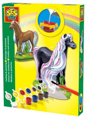 paarden knutsel cadeau