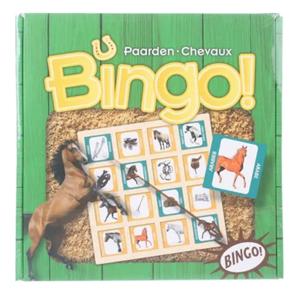 paarden spel bingo