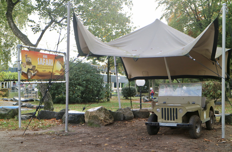 safari landal vennenbos