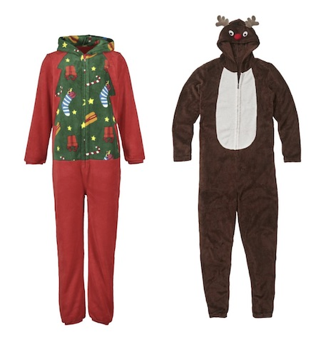 kerstoutfit fout