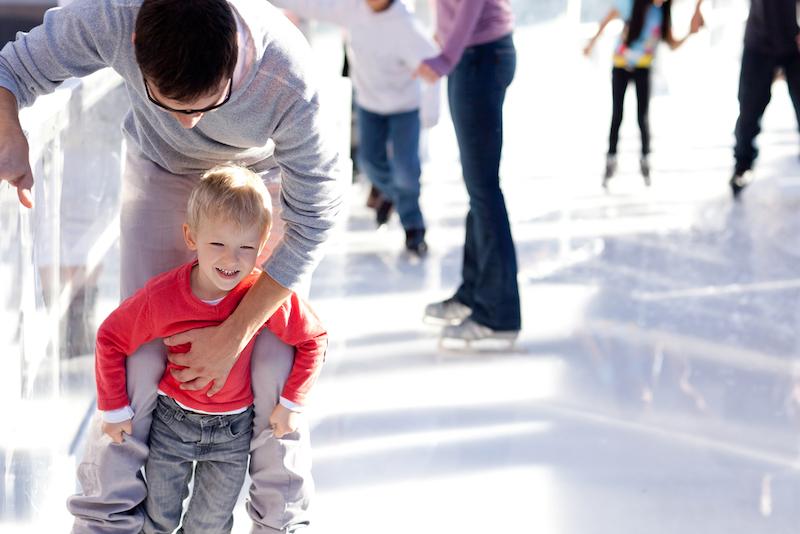 schaatsen kerstvakantie