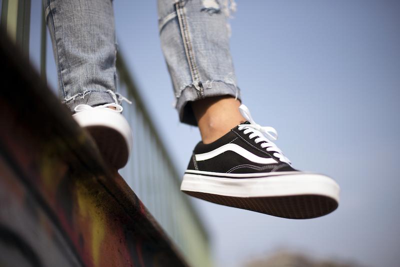 tiener trends schoenen