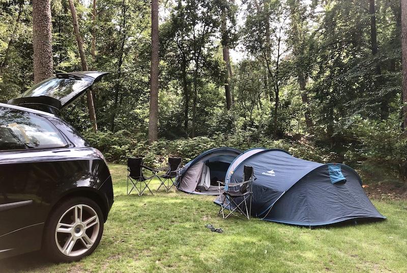 ardoer camping bos