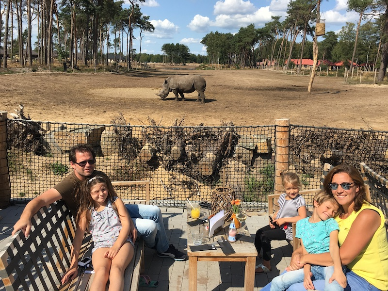 Safari Resort Beekse Bergen met familie