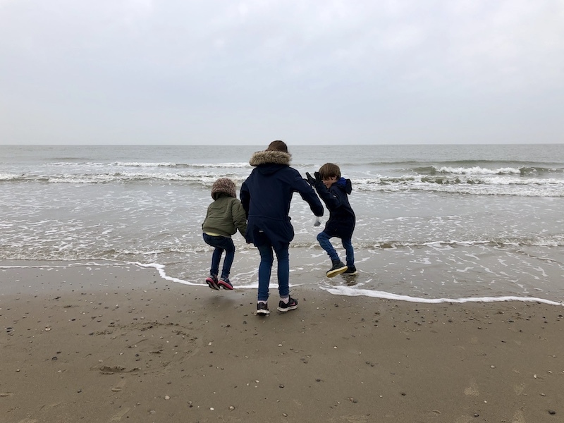 strand zee texel