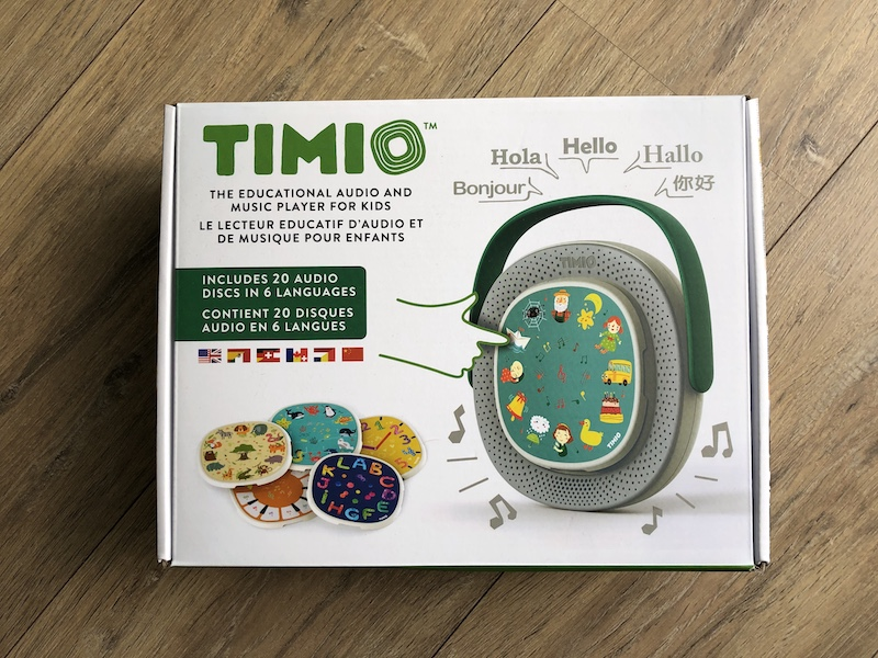 review timio