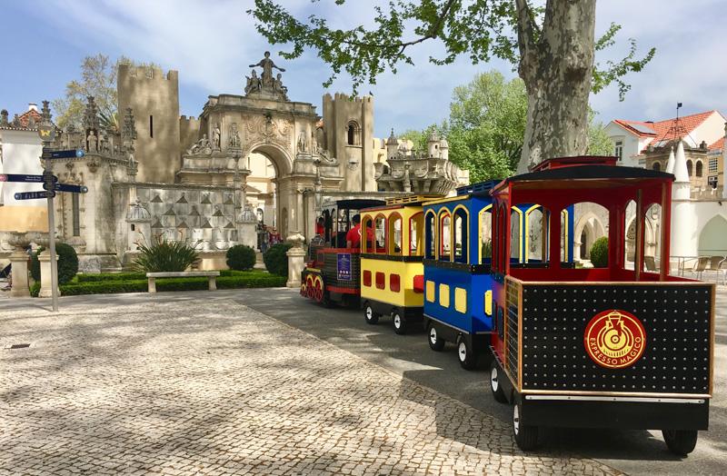 gezin rondreis portugal