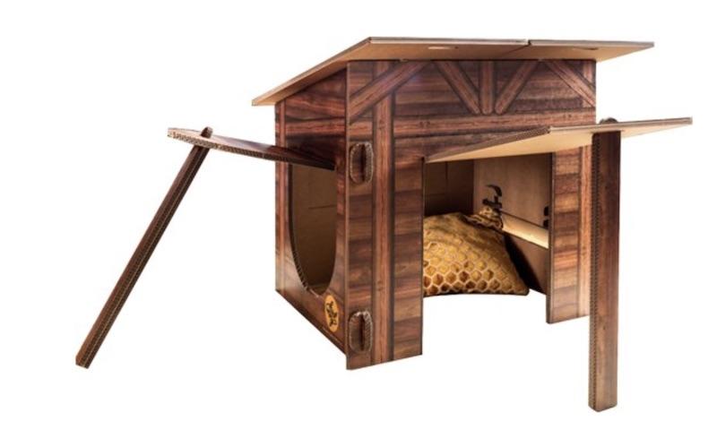 speelgoed kind 4 jaar hut bouwen