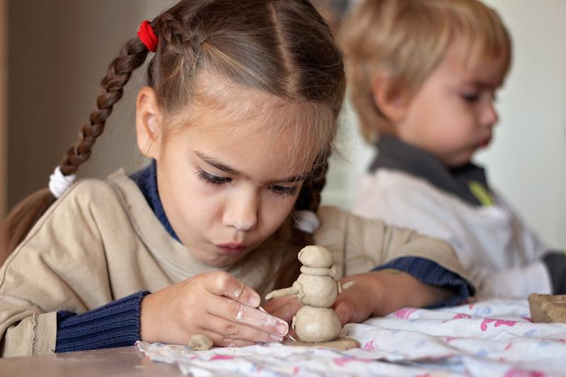 speelgoed klei kind 4 jaar