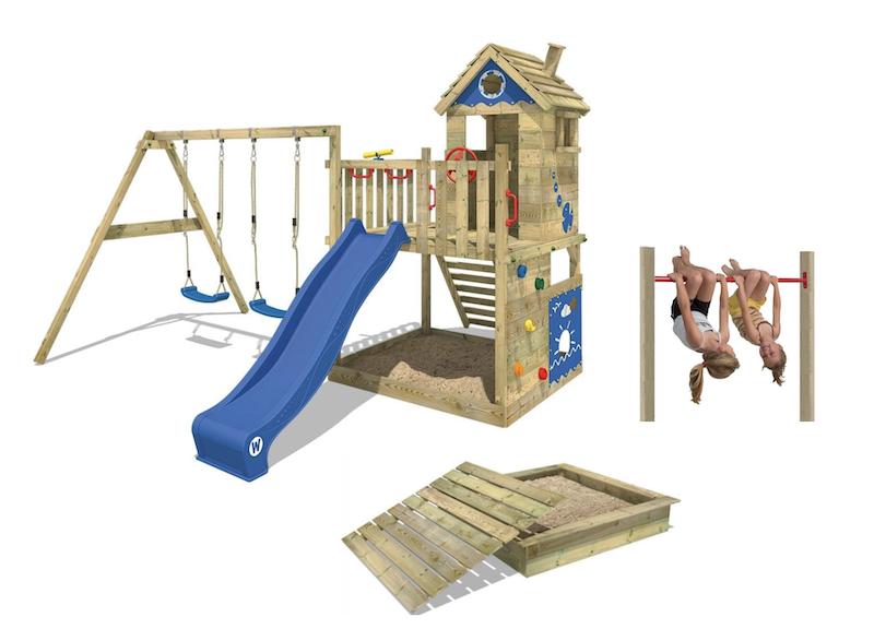 toestellen om buiten mee te spelen