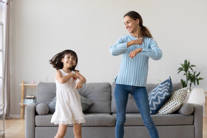 Energie kwijt binnen kind