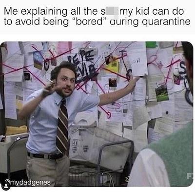 kinderen uitleg thuisschool memes