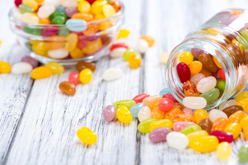 paasactiviteit jelly beans