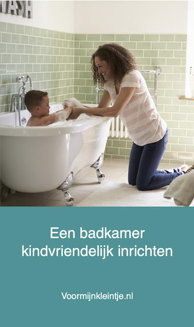 kinderen badkamer