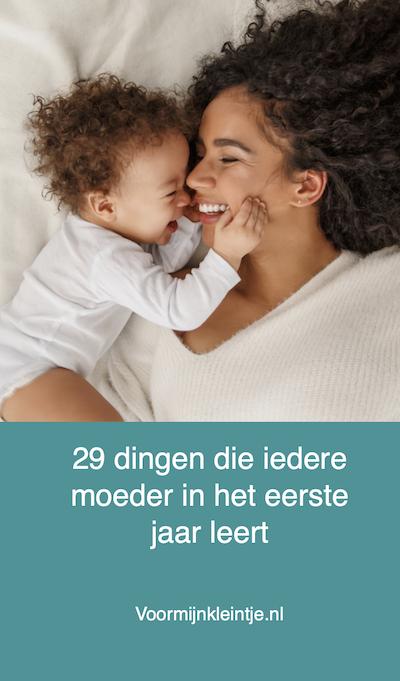 eerste jaar moeder