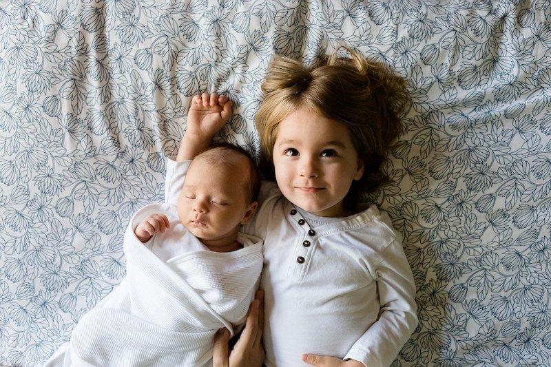 eerste en tweede kind