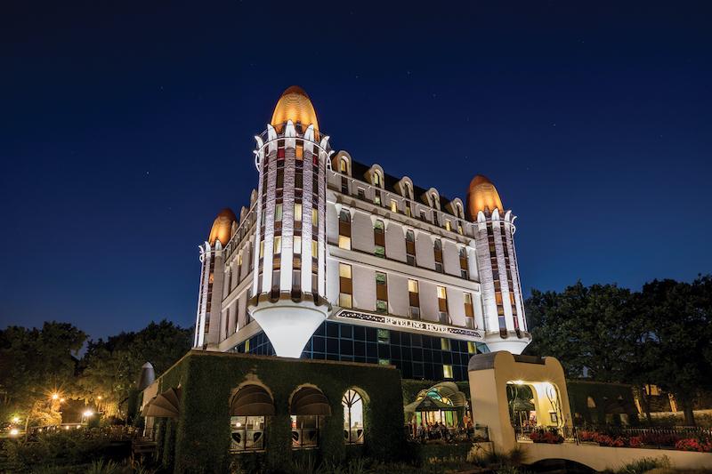 Efteling hotel overnachten