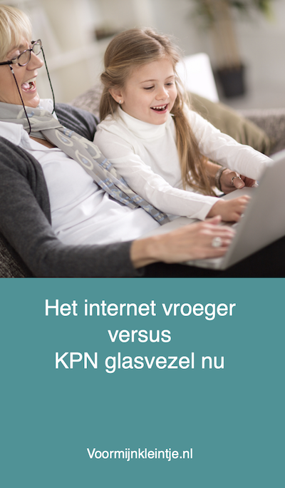 internet vroeger versus nu